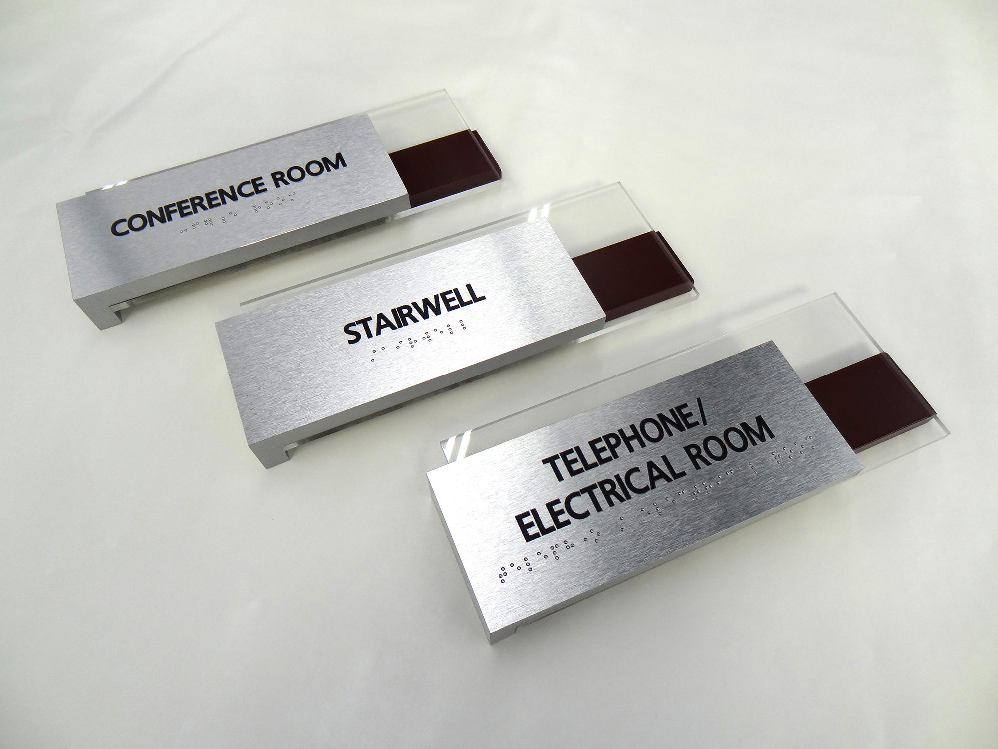 CIP - Room ID ADA & Braille