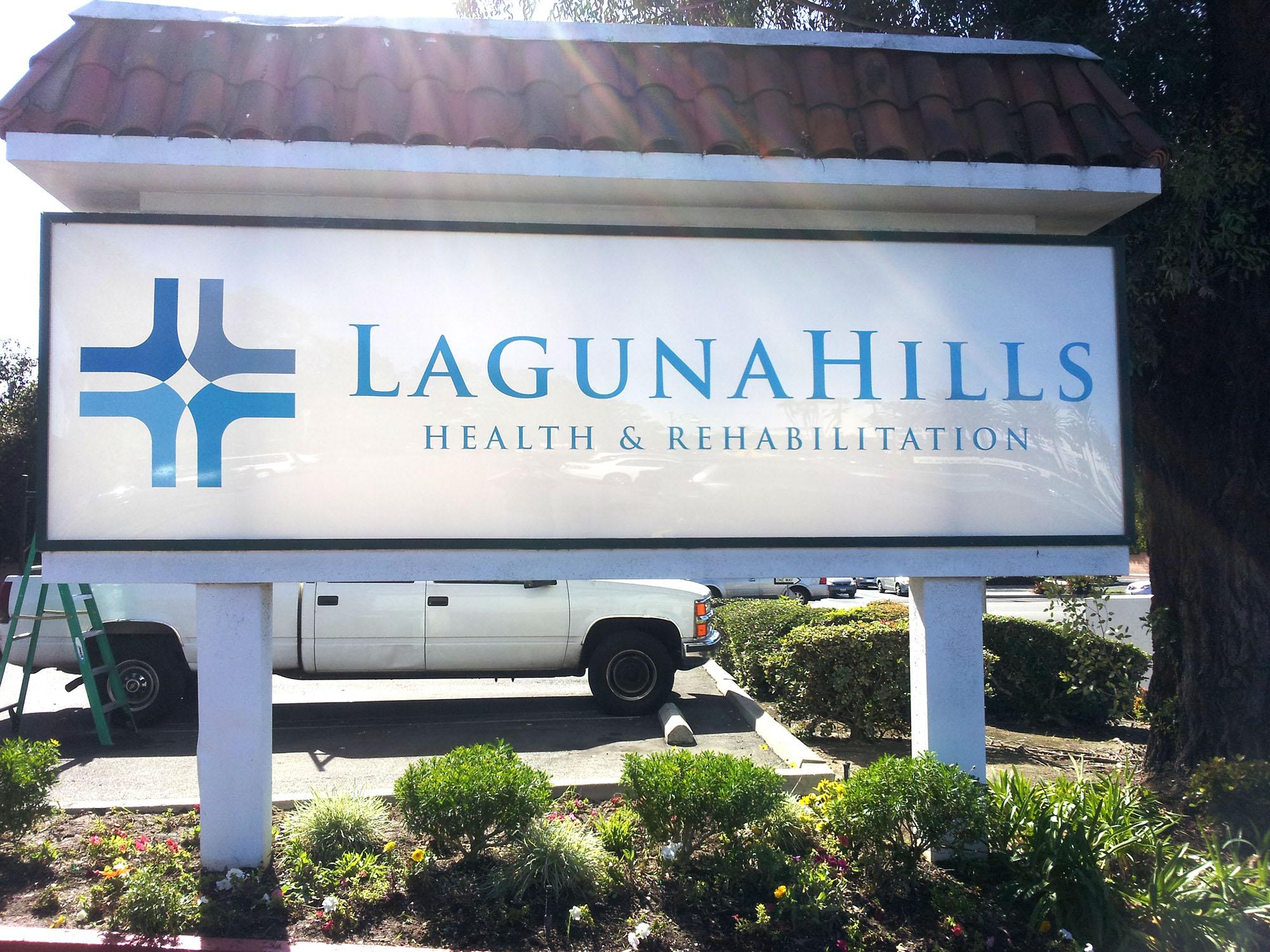 Laguna Hills - lightbox face 2