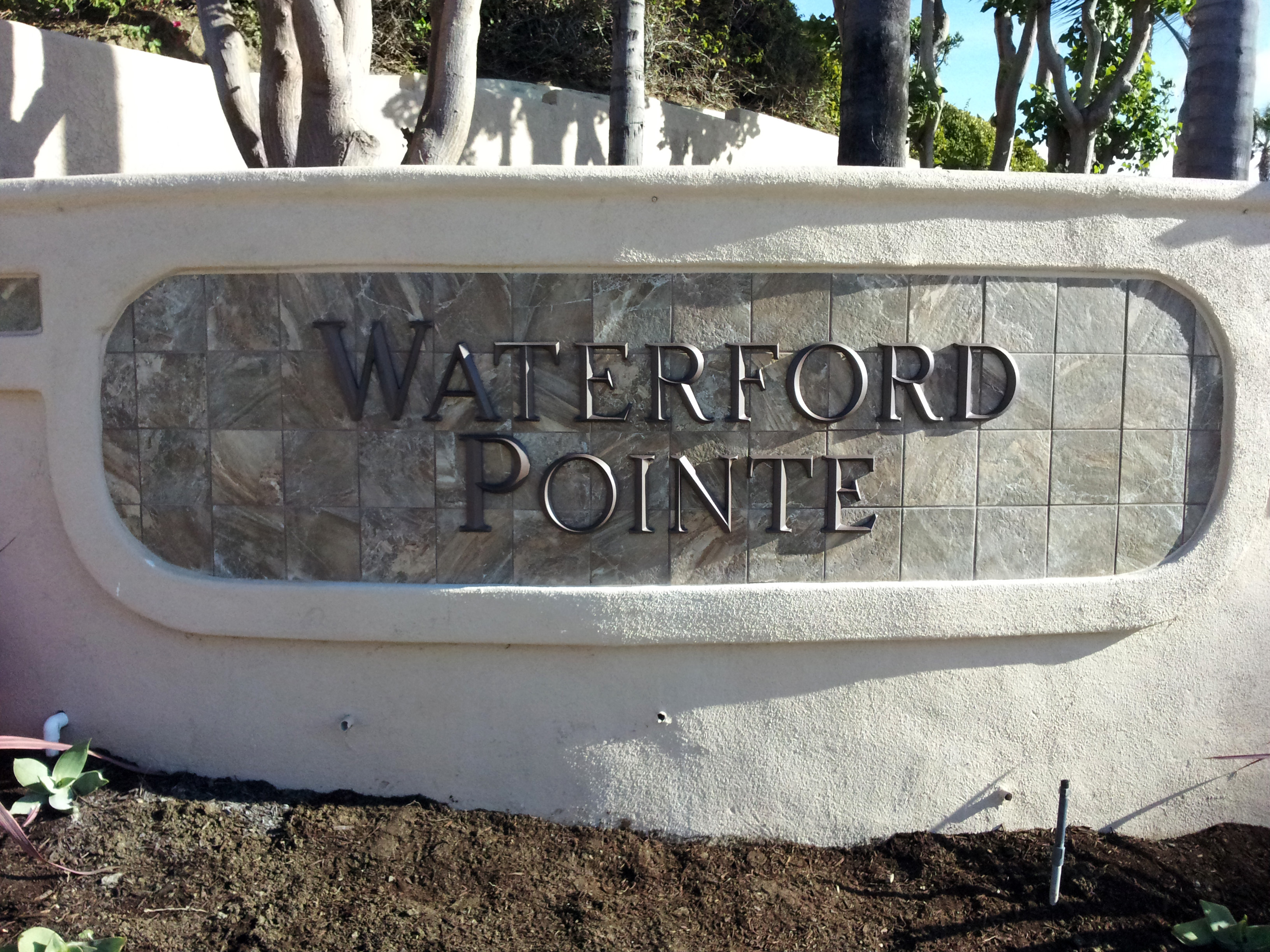 Dimensional Metal Letters For Outdoor Signs Logos