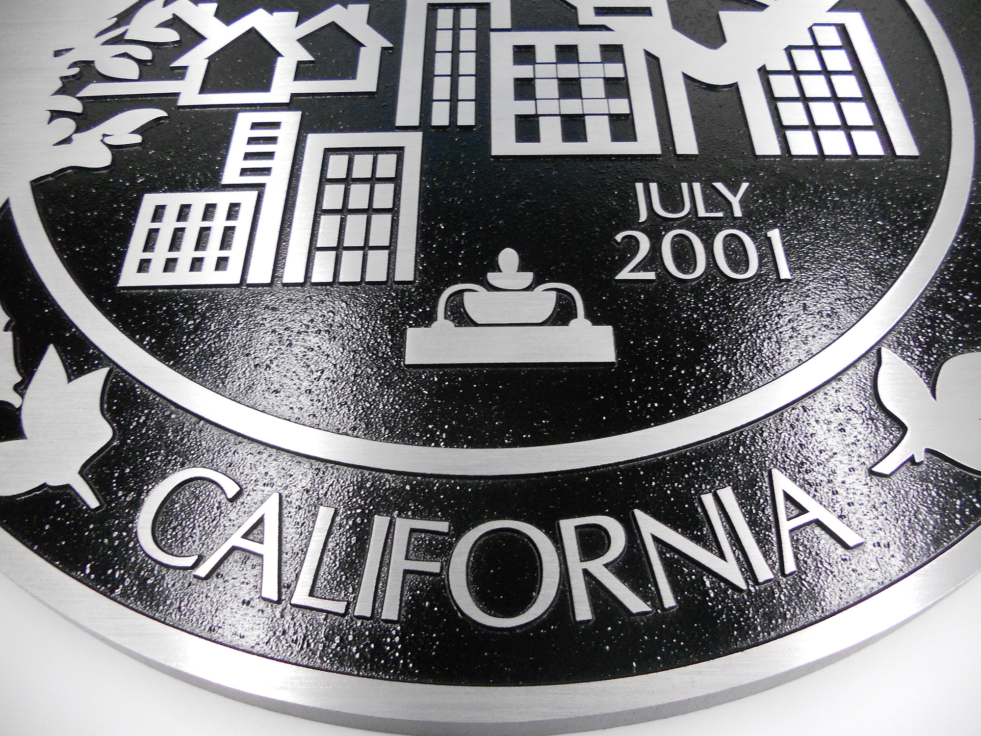 Cast Metal Plaques America S Instant Signs