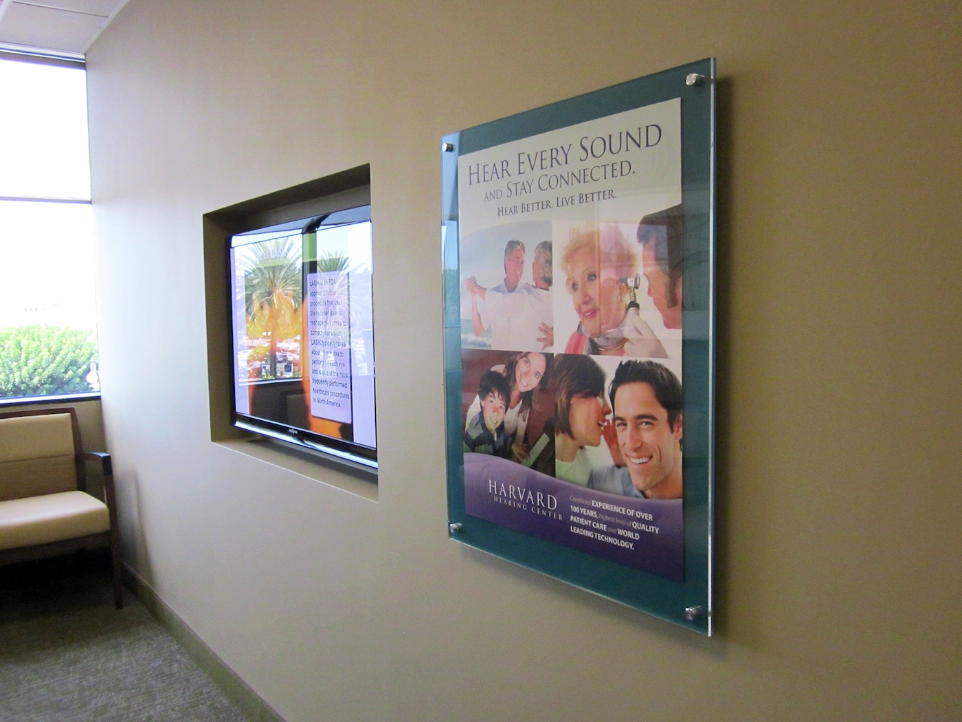 Interior Signs Window Graphics Wall Displays America