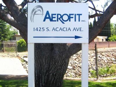 Aerofit-MDO-site-sign