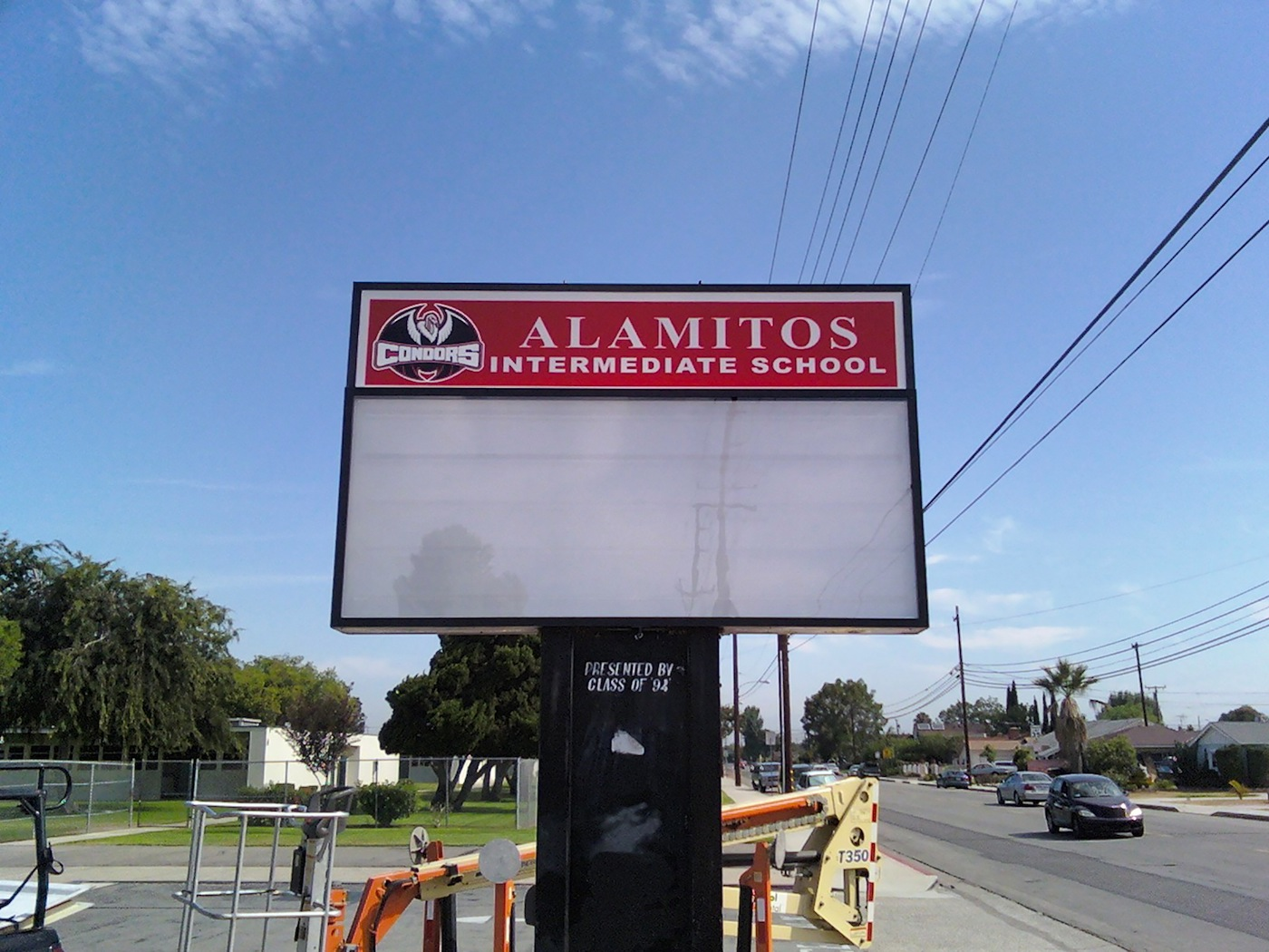 Led Reader Board Amp Light Box Signs America S Instant