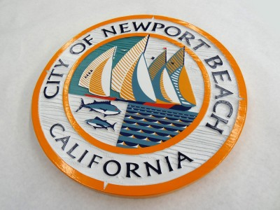 City-of-Newport-Beach-sandblasted-sign-1