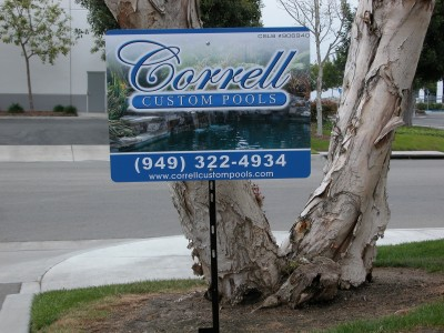 Correll-Pools-aluminum-stake-sign1