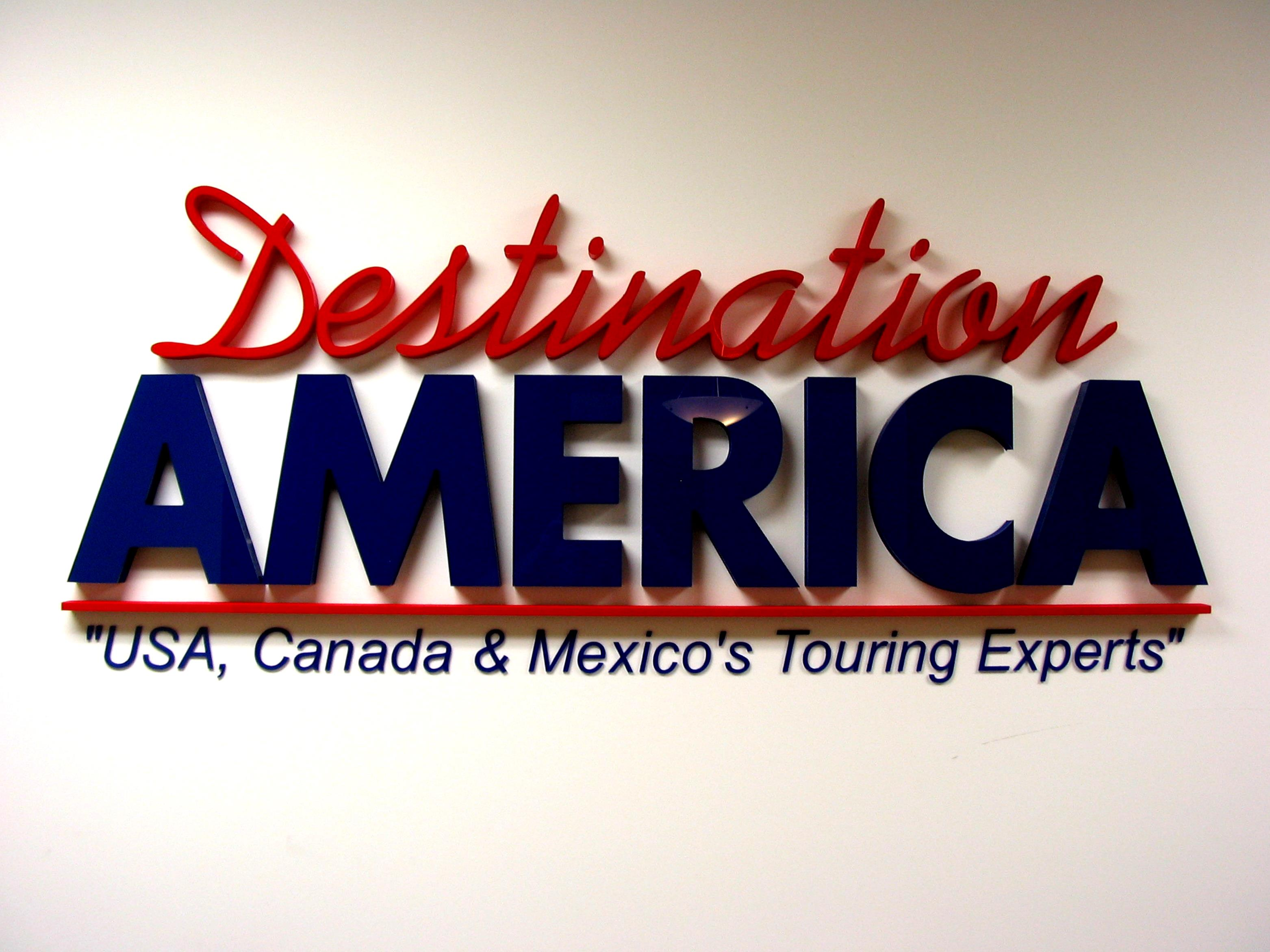 Custom Foam Lobby Signs for Businesses - America's Instant Signs