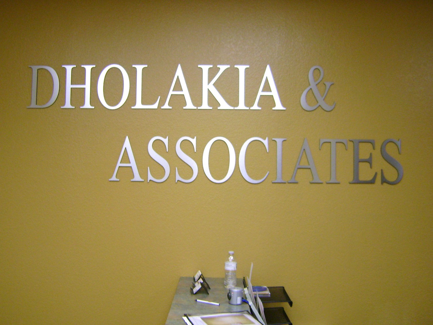 Lobby Signs | Metal Laminate - America\'s Instant Signs