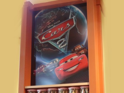 Disney-Retail-Display-printed-PVC-backer-panel-1
