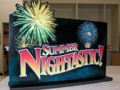 Disney-Summer-Nightastic-shelf-display