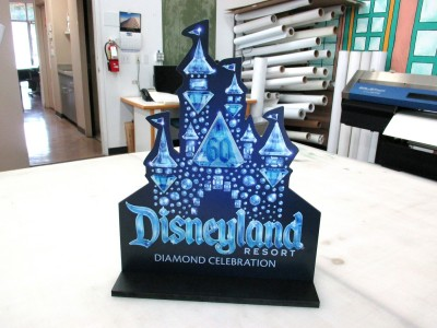 Disneyland-60th-Celebration-Shelf-Display