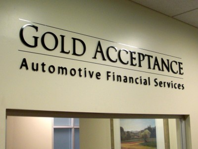 Gold-Acceptance