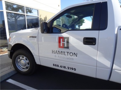 Hamilton-Truck-lettering
