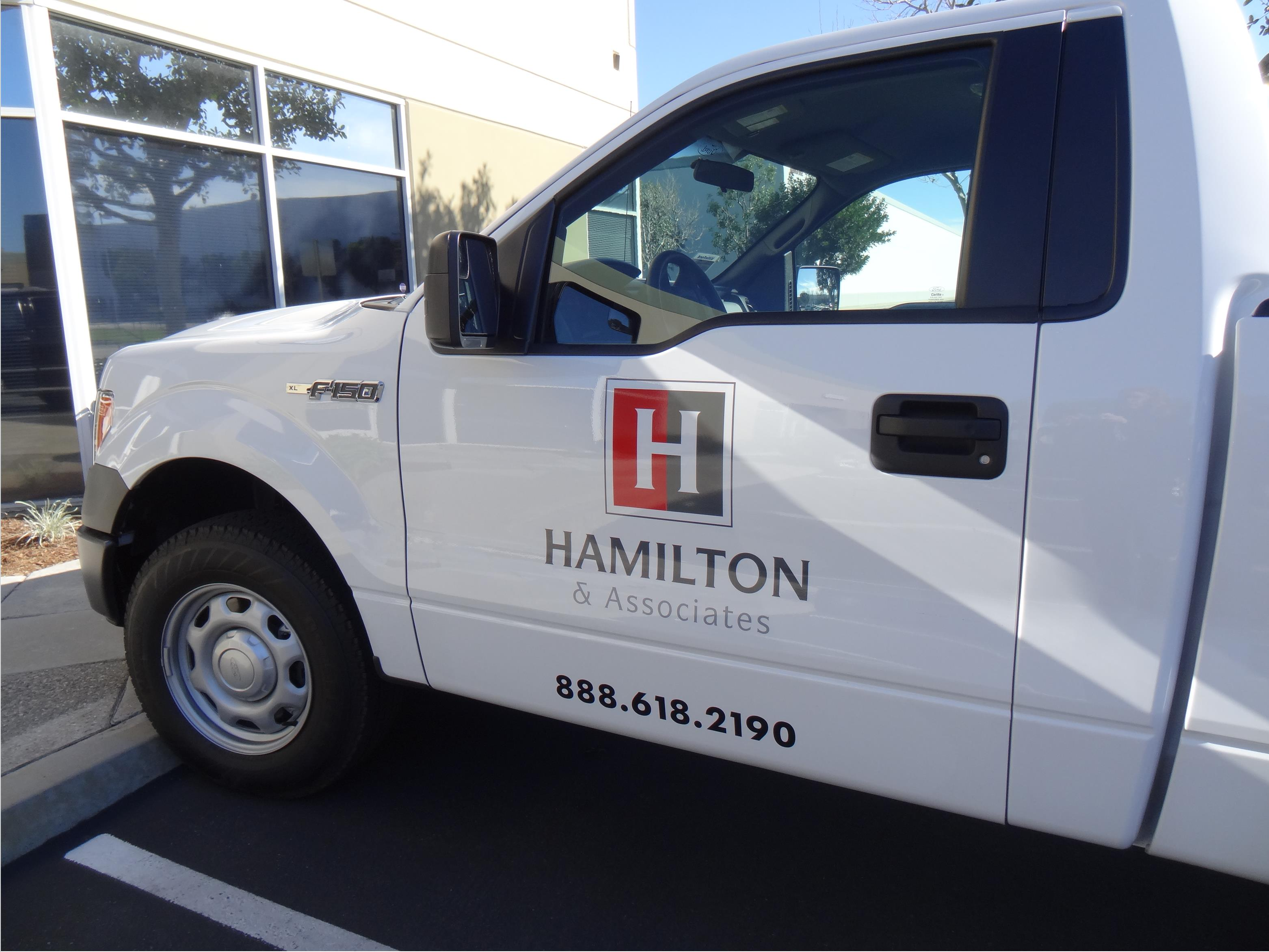 Vehicle Graphics And Lettering America S Instant Signs