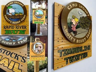 Knotts-Berry-Farm-Sandblasted-Redwood-Sign-collage-pt3