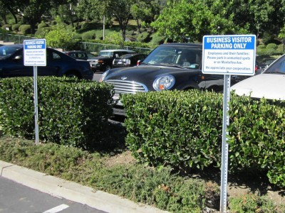 Liferay-Parking-Signs
