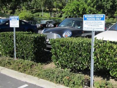 Liferay-Parking-Signs