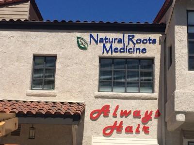 Natural-Roots-Medicene-Flat-Cut-Aluminum-Letters