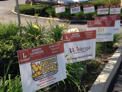 Orange-Lutheran-High-School-coroplast-yard-signs