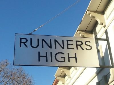 Runners-High-Blade-Sign