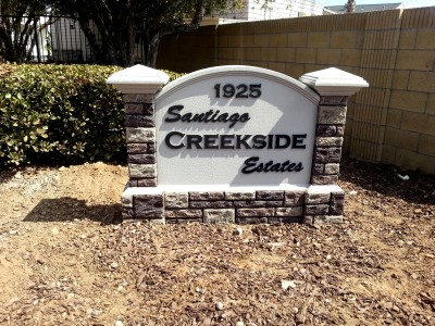 Santiago-Creekside-Pre-Fab-Foam-Monument-sign2