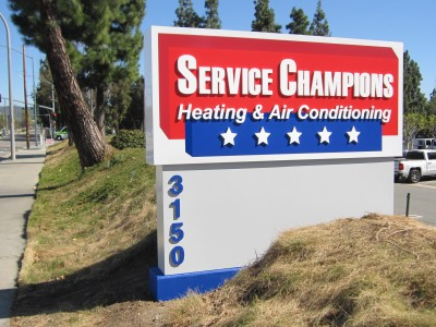Service-Champions-Concrete-base-and-aluminum-monument-sign