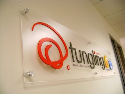 Tungling-Frosted-Acrylic-Panel-with-Flat-Cut-Acrylic-Letters