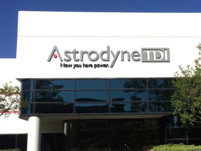 Astrodyne Dimensional Foam Sign from America's Instant Signs
