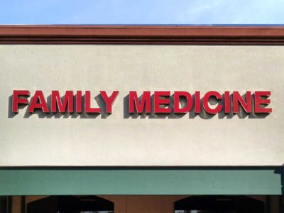 Family Medicine Dimensional Foam Sign from America's Instant Signs