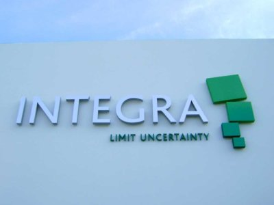 Integra Dimensional Foam Sign from America's Instant Signs