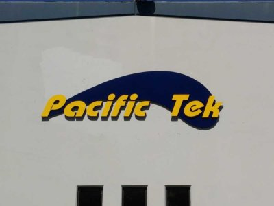 Pacific Tek Dimensional Foam Sign from America's Instant Signs
