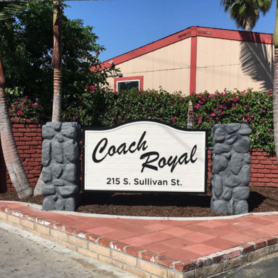 sandblasted-sign-coach-royal